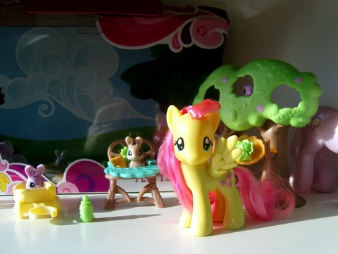My little Pony G4 Fluttershy