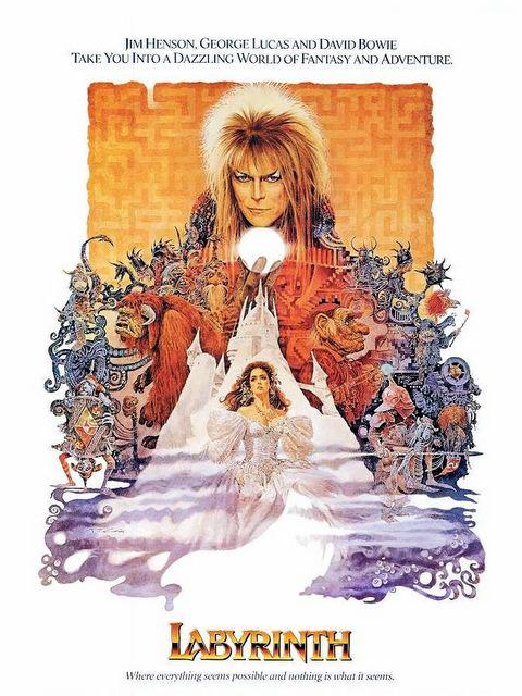 Die Reise ins Labyrinth Filmposter